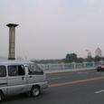 南湖公園の大橋(その2)